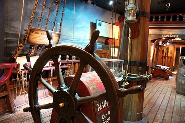 Pirate & Treasure Museum
