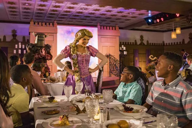 Rapunzel's Royal Table — Rapunzel