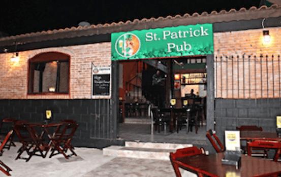 St Patrick Pub