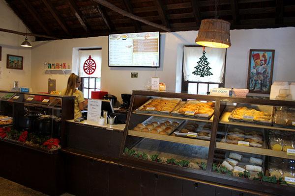 Spanish Bakery em St. Augustine