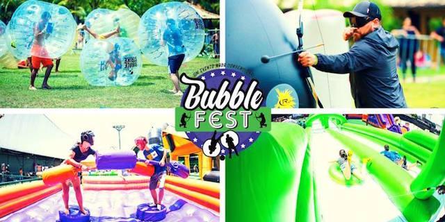 Bubble Fest