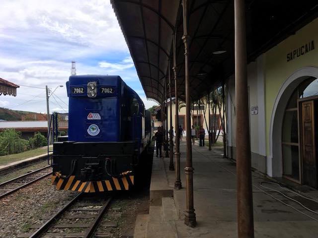 Trem Minas Rio