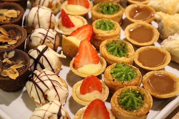Sobremesas do Club Med Lake Paradise