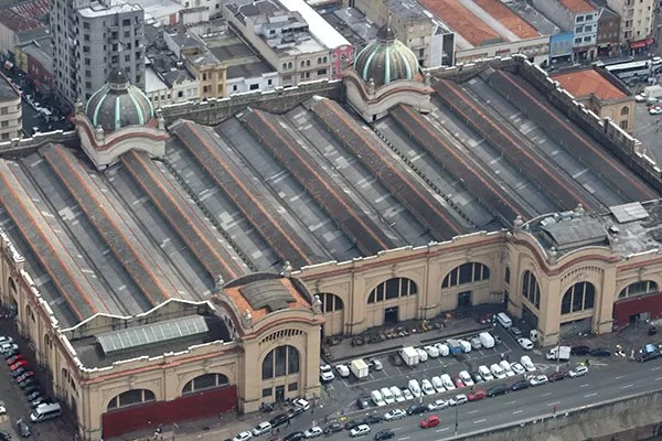 Mercado Municipal de SP