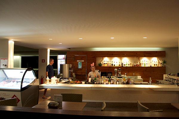 Rio Quente Resorts - Hotel Turismo - Stella Atrois Lounge