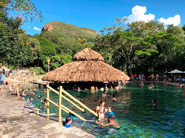 Rio Quente Resorts Parque das Fontes