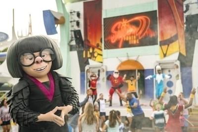 Incredible Tomorrowland Expo Welcomes Edna Mode