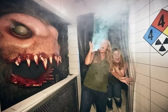 The world's premier Halloween event, Halloween Horror Nights,
