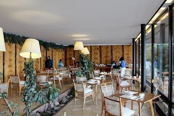 Hotel Antumalal Pucon caHotel Antumalal Pucon café da manhãfé da manhã