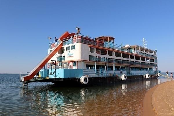 Barco Vapor do Vinho