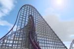 montanha-russa Busch Gardens