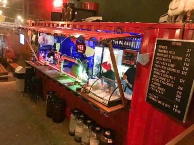 Goela Bar Container