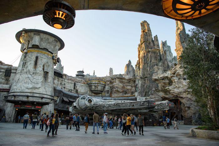 Star Wars: Galaxy's Edge ingressos