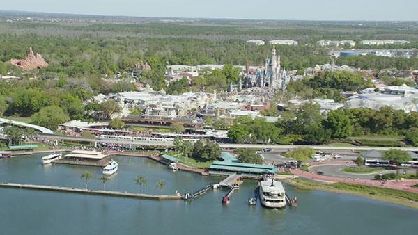 Ferry hoteis Disney