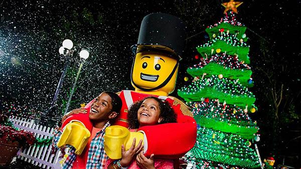 Natal na Legoland