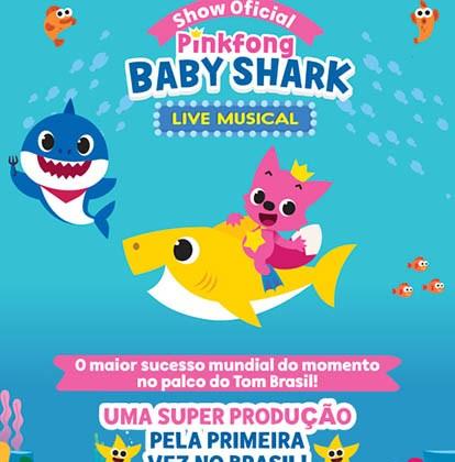 Baby Shark São Paulo