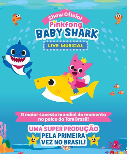 Baby Shark em São Paulo