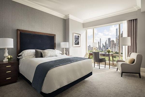 Trump Hotel NY suite
