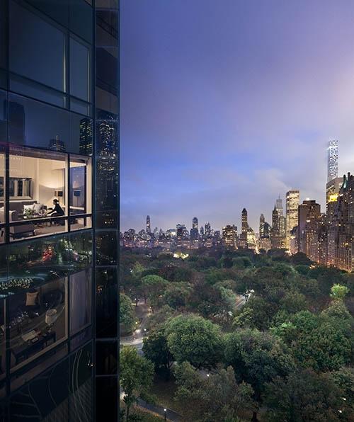 Trump Hotel NY vista