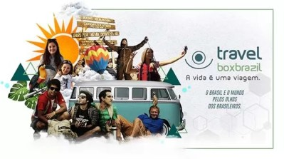 Travel Box Brazil na SKY