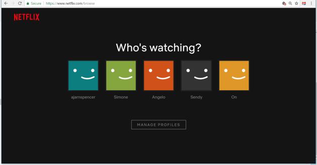 My Netflix