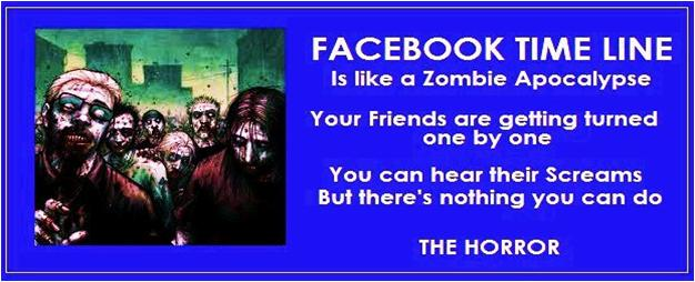 facebook zombies