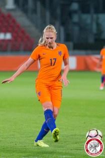 07-04-2017: Voetbal: Vrouwen Nederland v Frankrijk: Utrecht Kelly Zeeman of The Netherlands