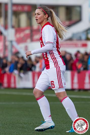 2017-04-28 Ajax vrouwen - PSV- 00010