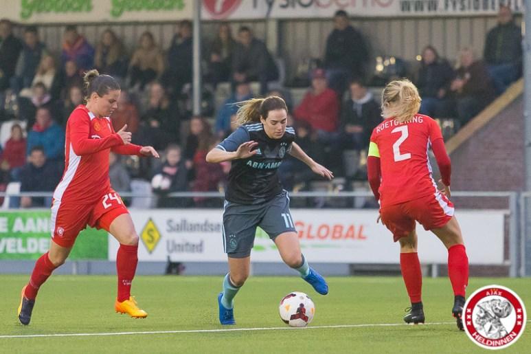 2017-05-05 FC Twente - Ajax vrouwen- 00012