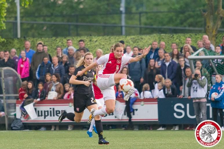 2017-05-12 Ajax vrouwen - FC Twente- 00007