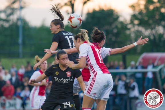 2017-05-12 Ajax vrouwen - FC Twente- 00008