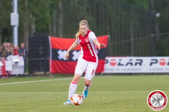12-05-2017: Voetbal: Vrouwen Ajax v FC Twente: Amsterdam