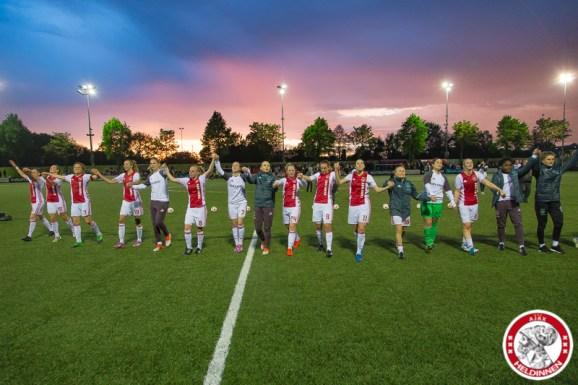 2017-05-12 Ajax vrouwen - FC Twente- 00019