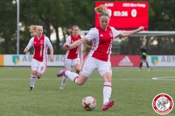 2017-05-19 Ajax vrouwen - Ado den Haag KAMPIOEN- 00002