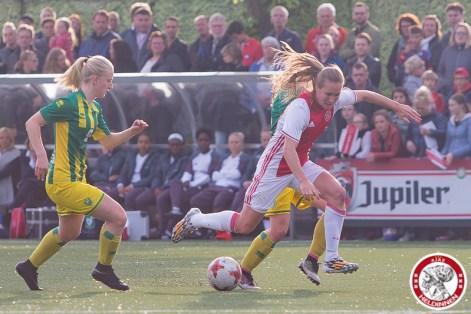2017-05-19 Ajax vrouwen - Ado den Haag KAMPIOEN- 00008