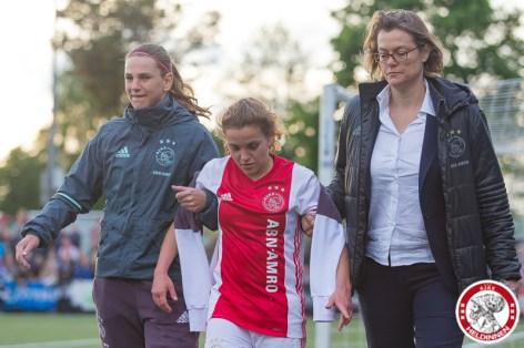 2017-05-19 Ajax vrouwen - Ado den Haag KAMPIOEN- 00010