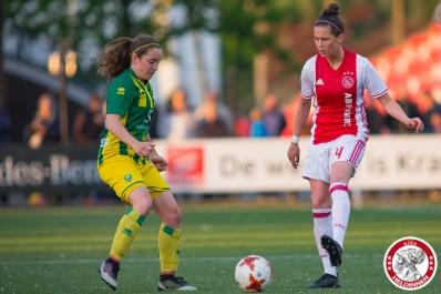 2017-05-19 Ajax vrouwen - Ado den Haag KAMPIOEN- 00016