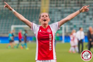 2017-06-03 Bekerfinale Ajax vrouwen - PSV- 00008