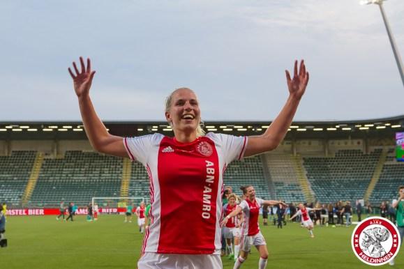 2017-06-03 Bekerfinale Ajax vrouwen - PSV- 00010