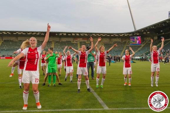 2017-06-03 Bekerfinale Ajax vrouwen - PSV- 00011