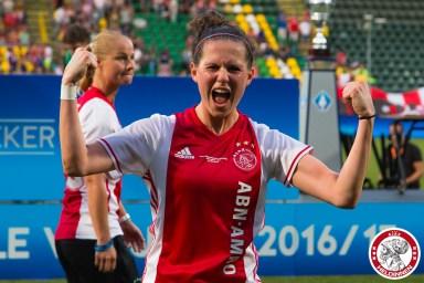 2017-06-03 Bekerfinale Ajax vrouwen - PSV- 00013