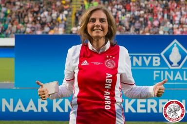 2017-06-03 Bekerfinale Ajax vrouwen - PSV- 00014