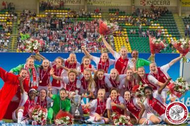 2017-06-03 Bekerfinale Ajax vrouwen - PSV- 00017