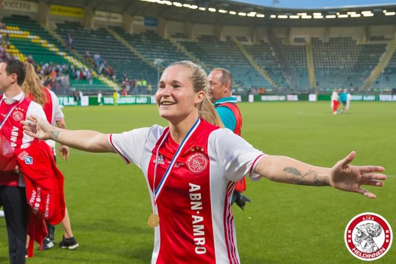 2017-06-03 Bekerfinale Ajax vrouwen - PSV- 00020