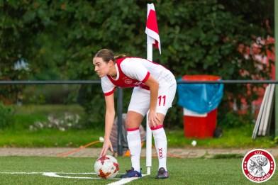 2017-09-22 Ajax vrouwen - Ado den Haag- 00003