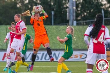 2017-09-22 Ajax vrouwen - Ado den Haag- 00004