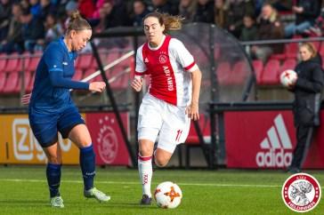 2017-11-12 Ajax vrouwen - SC Heerenveen- 00006