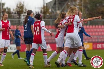 2017-11-12 Ajax vrouwen - SC Heerenveen- 00009