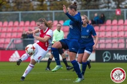 2017-11-12 Ajax vrouwen - SC Heerenveen- 00017