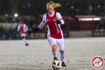 2017-12-08 Ajax vrouwen - FC Twente- 00004